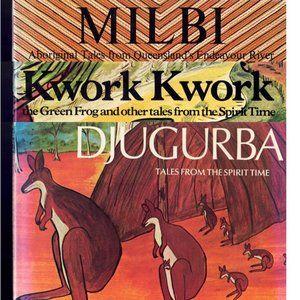 Lot Set of 3 Aboriginal Book Tales Stories